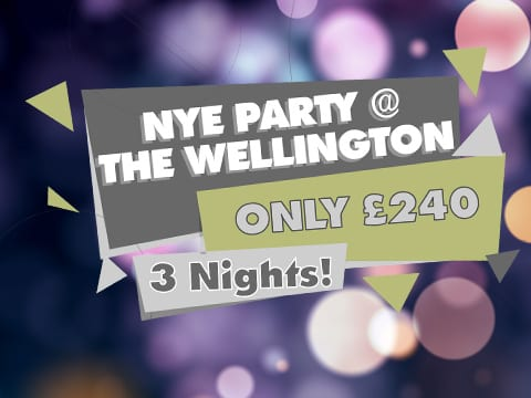 NYE @ The Wellie