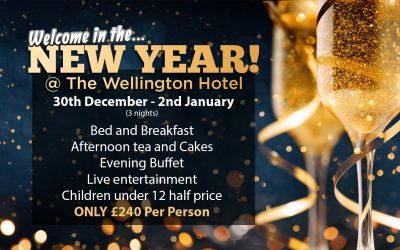 New Years Eve Party Blackpool!