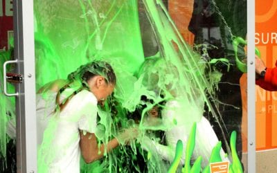 Summer of SLIME at Nickelodeon Land, Blackpool!